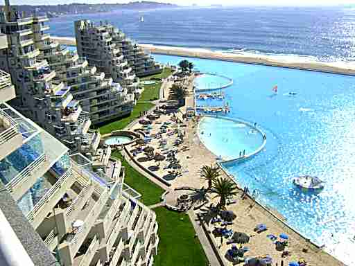 San Alfonso Del Mar Updated 2019 Prices Condominium >> Top 20 Hotels With Private Pool In Algarrobo Anna S Guide