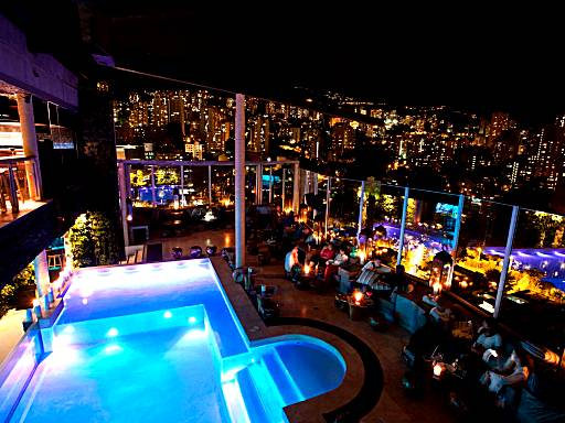 10 Hotels With Rooftop Pool In Medellín Isa S Guide 2019