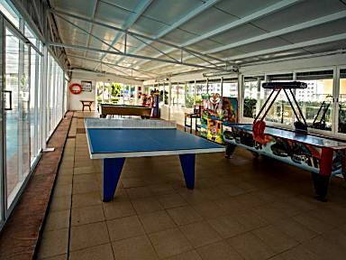 The 20 best table tennis hotels in Benidorm - Ted Valentin's
